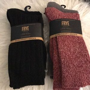 Frye Boot Sock Bundle